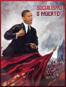 Socialist Obama