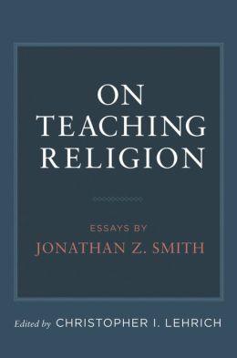 On Teaching Religion