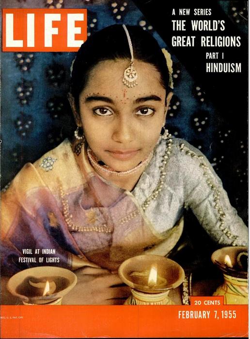 LIFE Hindu Cover (1955)